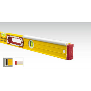 "Stabila 48"" Masonry Level, Striking Shields, Type 196-2K - 36448"