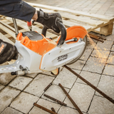 "Stihl TSA 230 Battery Powered Cut-Off Saw - Includes AP300 Battery, AL300 Charger and 9"" Diamond Blade"