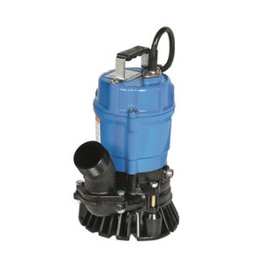 "Tsurumi 2"" Submersible Trash Water Pump, Electric - HS2.4S"