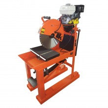 "20"" Block Saw with Honda GX390"