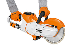 "Stihl TSA 230 Battery Powered Saw - Includes AP300 Battery + AL300 Charger and 9"" Diamond Blade (In Store only)"