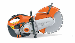 "Stihl TS420 - 14"" Cutquik Cut-Off Concrete Saw"