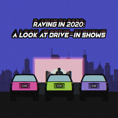 Raving in 2020: A Look at Drive-In Shows