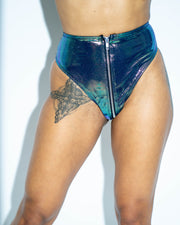 Lucid Dreams Zipper Shorts