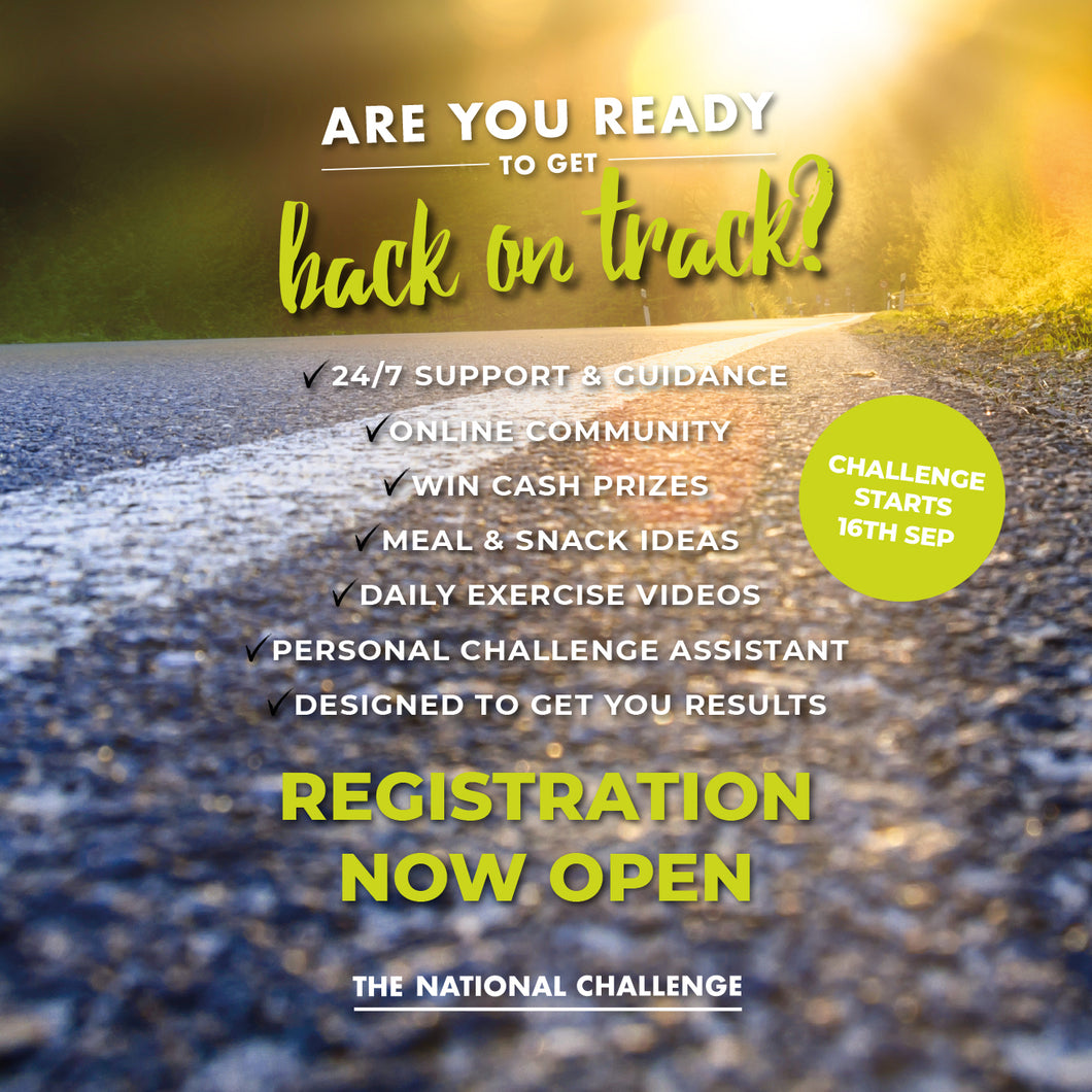 Register Now (September Challenge)