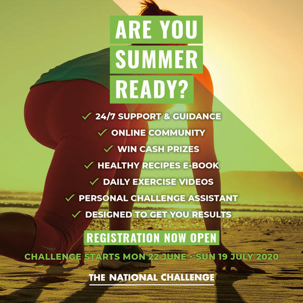 Register Now (June / July Challenge)