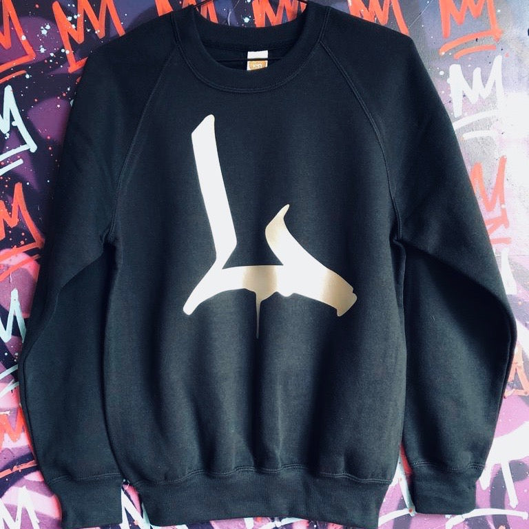 Kid's Big Letters Sweatshirt