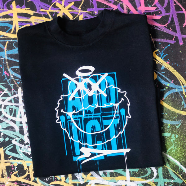"Opake ""Addict"" Outlines T-Shirt"