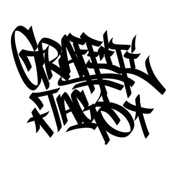 Kid's Custom Graffiti T-Shirt