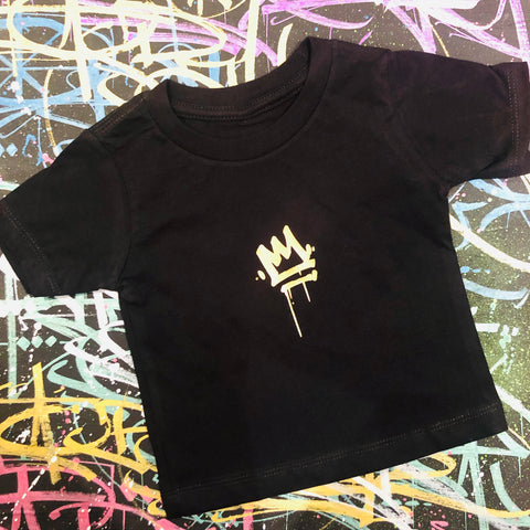 Kid's Graffiti Crown T-Shirt