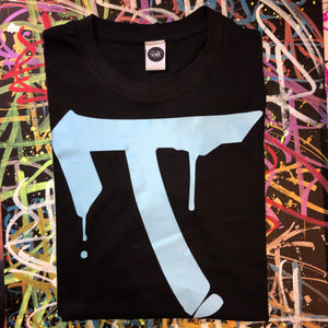 Adult's Big Letters T-Shirt