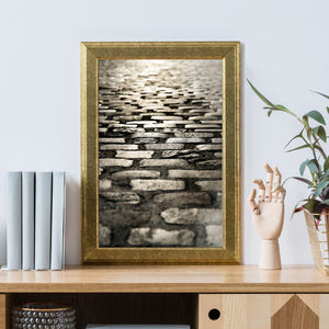 Brick Road, Barcelona, Limited Edition Print