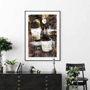 Chateau Royal, Limited Edition Print