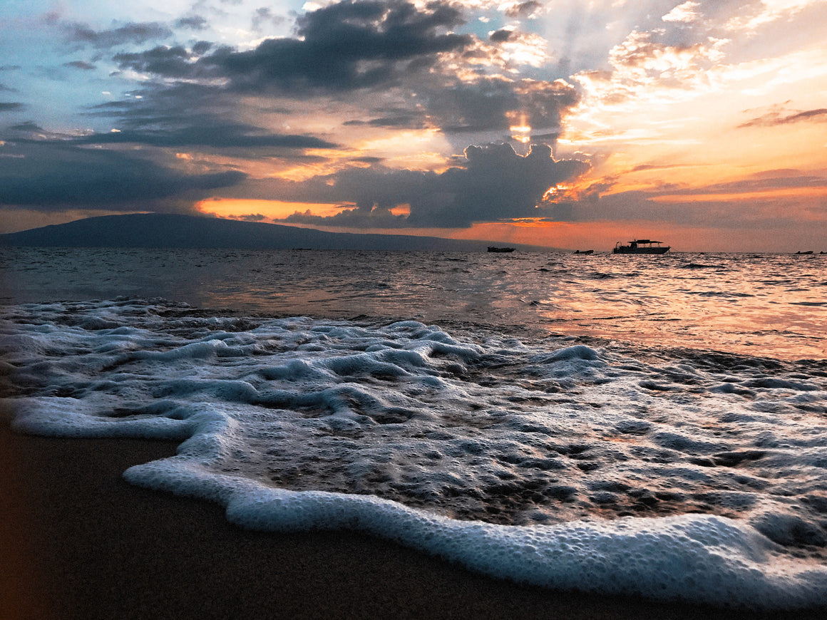 Maui Sunset 2.0, Limited Edition Print