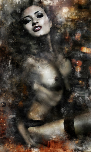 Particles of Lust, Limited Edition Print
