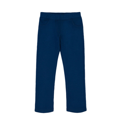 Organic Kids' Pull-on Jeggings