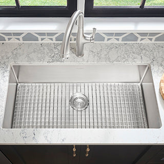 How To Choose a Kitchen Sink Grid   Riverbend Home