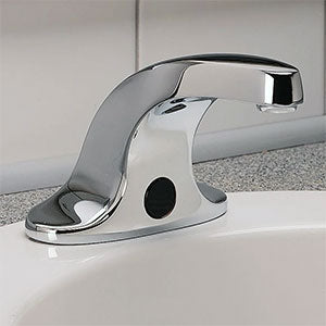 Touch and Hands-Free Bathroom Faucets