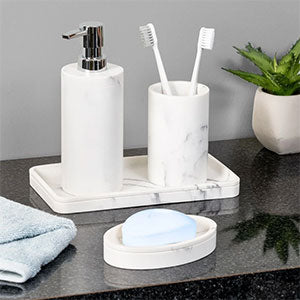 Dishes, Holders & Tumblers