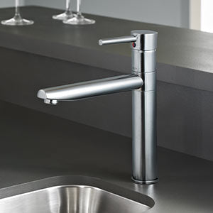 Kitchen Faucets without Spray