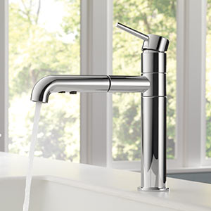 Pull Out Spray Faucets