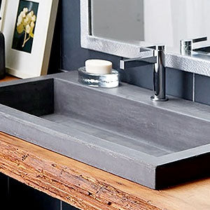 Vessel & Above Counter Sinks