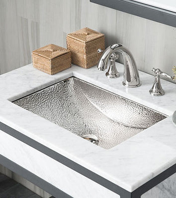 Native Trails Avila Hand-Hammered Bathroom Sink