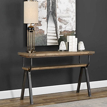 Industrial Chic Decor