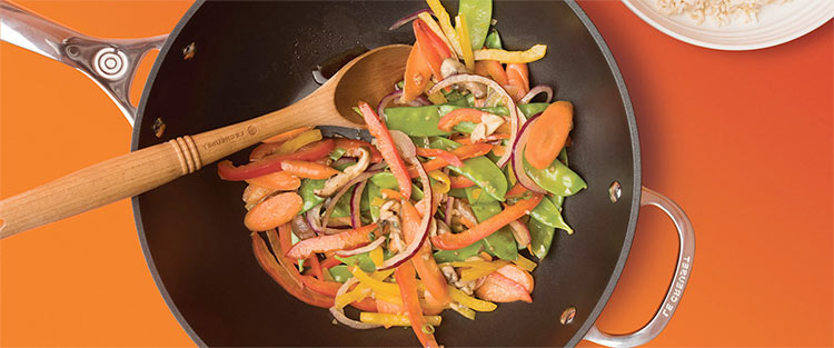 Ginger Lime Stir-Fry Recipe