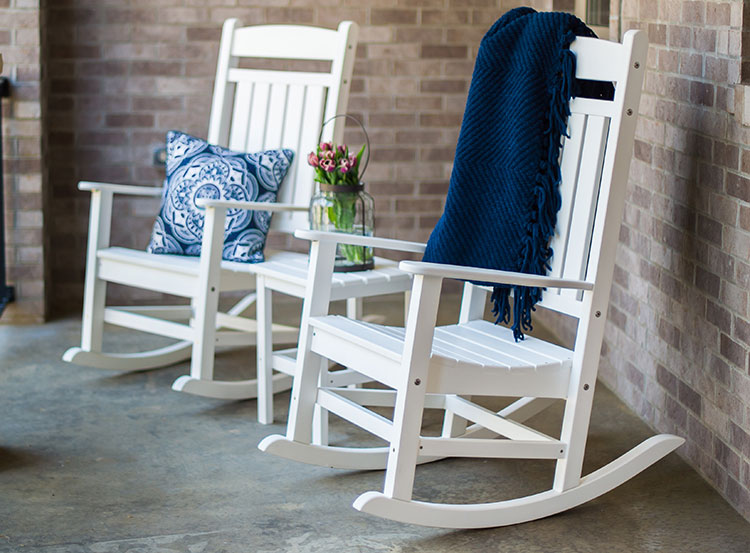 Consider the elements your outdoor furniture will have to endure.