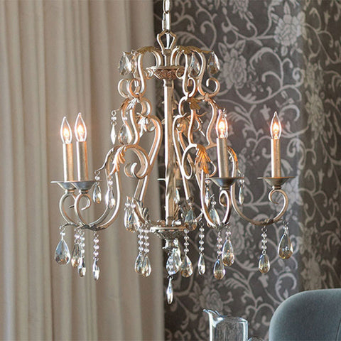 Hinkley Crystal Chandelier