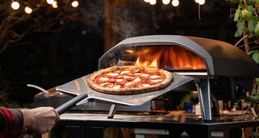 Outdoor Cooking with the Ooni Pizza Oven