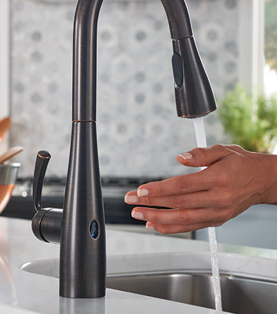 Touch Free Faucets