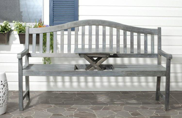 Welcoming Bench