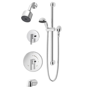 3506-H321-V-CYL-B-TRM Bathroom/Bathroom Tub & Shower Faucets/Tub & Shower Faucet Trim