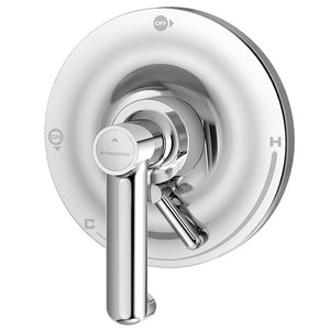 S-5302-X Bathroom/Bathroom Tub & Shower Faucets/Tub & Shower Faucet with Valve