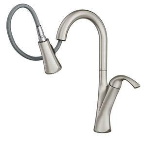 9124C Kitchen/Kitchen Faucets/Pull Down Spray Faucets