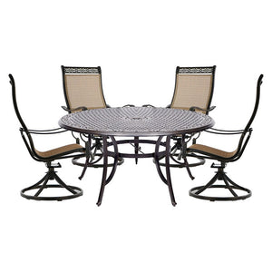 MANDN5PCSWRD4 Outdoor/Patio Furniture/Patio Dining Sets