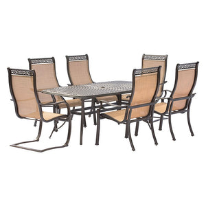 MANDN7PCSP-2 Outdoor/Patio Furniture/Patio Dining Sets