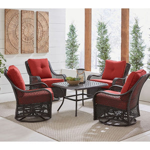 ORL5PCCTSW4-BRY Outdoor/Patio Furniture/Patio Conversation Sets