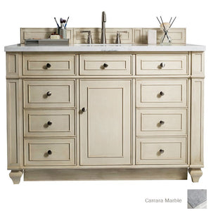 157-V48-VV-3CAR Bathroom/Vanities/Single Vanity Cabinets with Tops