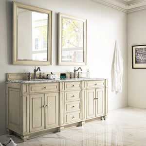 157-V72-VV-3CAR Bathroom/Vanities/Double Vanity Cabinets with Tops
