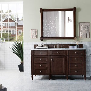 650-V60S-BNM-3CAR Bathroom/Vanities/Single Vanity Cabinets with Tops
