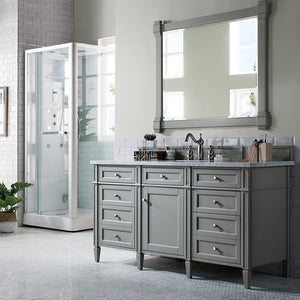 650-V60S-UGR-3CAR Bathroom/Vanities/Single Vanity Cabinets with Tops