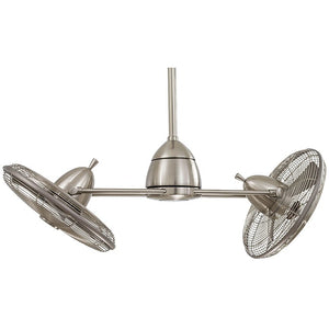 F402-BNW Lighting/Outdoor Lighting/Patio Fans