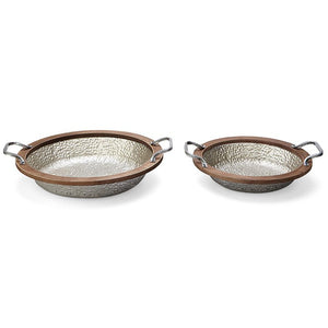 Z75241-2 Decor/Decorative Accents/Bowls & Trays