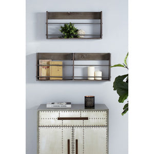 53630 Decor/Wall Art & Decor/Wall Shelves