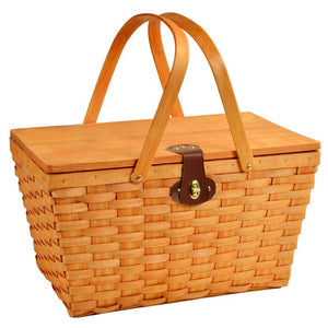717H-BLKG Outdoor/Outdoor Dining/Picnic Baskets
