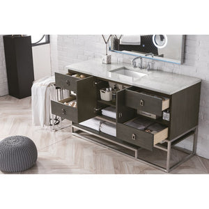 864-V60S-SOK-3OCAR Bathroom/Vanities/Single Vanity Cabinets with Tops