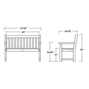 TGB48WH Outdoor/Grill & Patio/Patio Seating